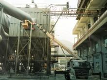 河南焦作TCA108管链输送机除尘灰输送系统