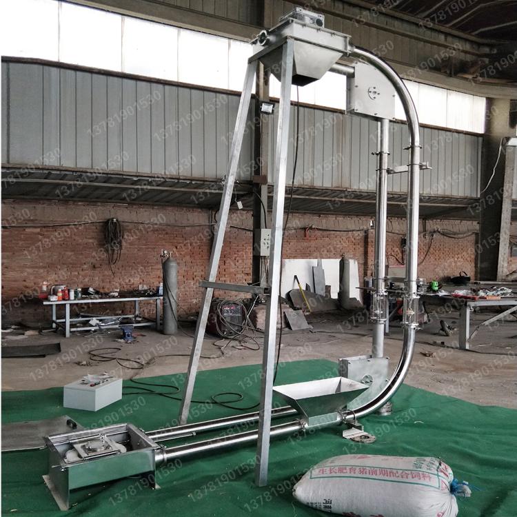 河南食品行业怎么选择管链输送机?插图