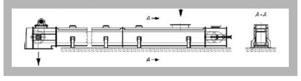 管链输送机与埋刮板链式输送机的区别插图(1)