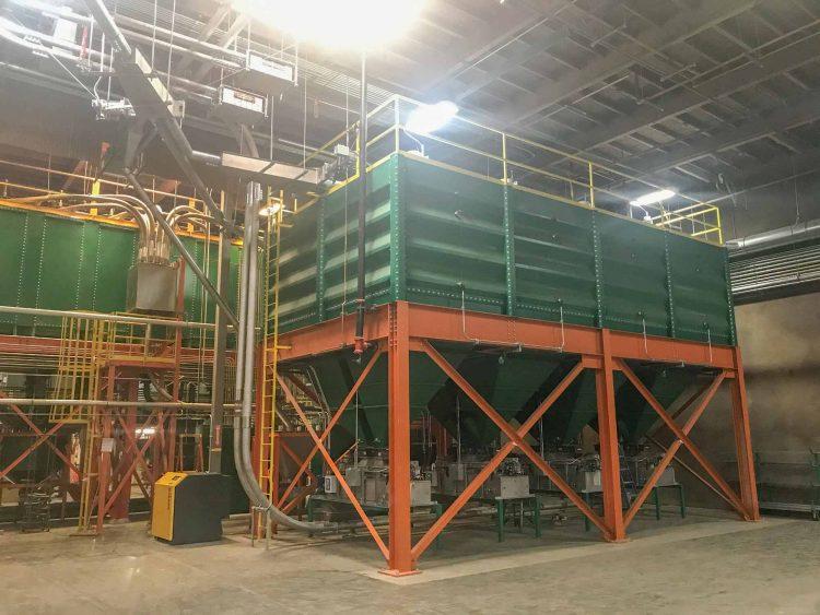 福建矿山企业为什么选择管链输送机提升企业工作环境的安全性插图
