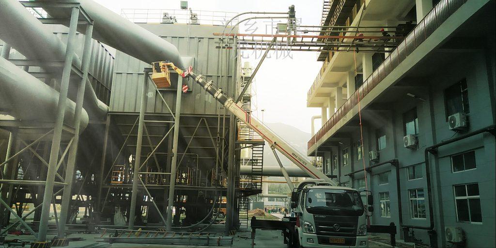 河南焦作TCA108管链输送机除尘灰输送系统插图